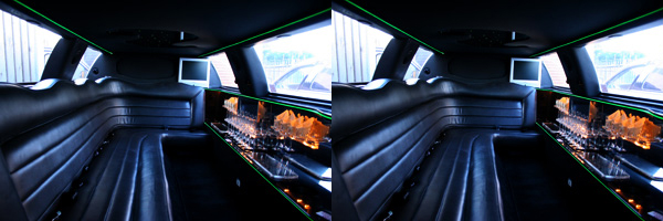 16 Seater Limo Party Bus Now Available For Hire In Leeds Features Include