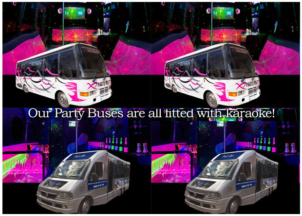 lees bradford party buses